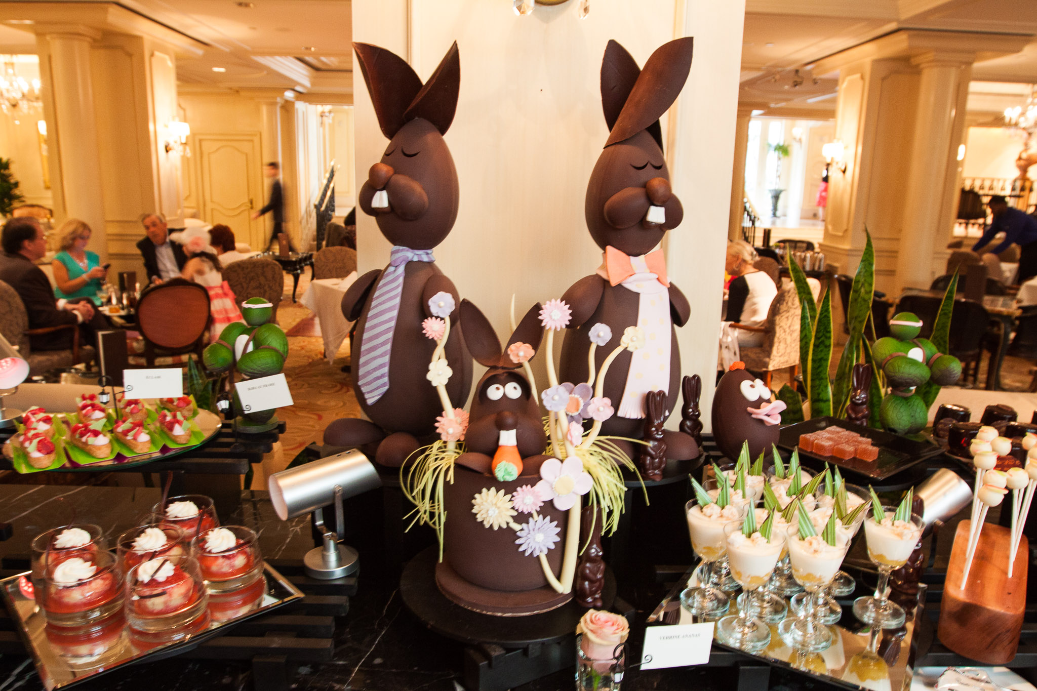Outstanding Is Easter Brunch At The Ritz Carlton New Orleans Worth It Interior Design Ideas Gresisoteloinfo